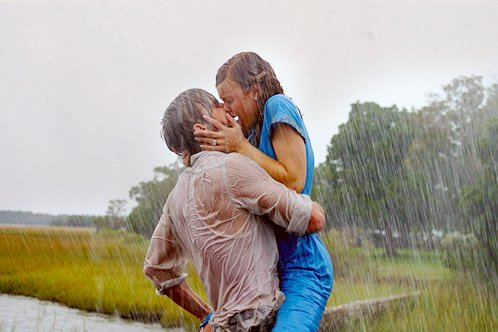 Everything I need to know, I learned from 'The Notebook'