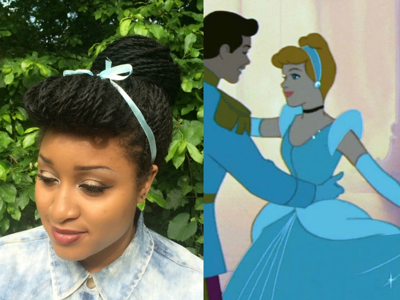 How one writer proved anyone can create Disney princess hair