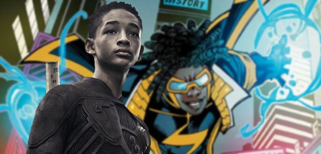 We just found out that Jaden Smith is going to be our next big-screen superhero