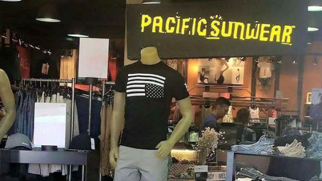 Why a PacSun t-shirt is causing all kinds of controversy this Memorial Day