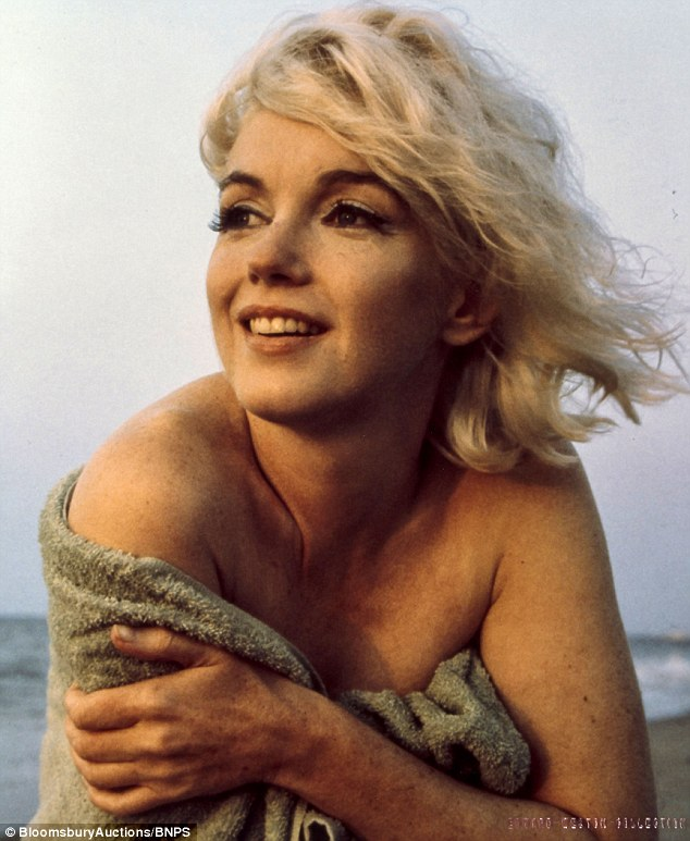 The last photos ever taken of Marilyn Monroe are crazy-beautiful