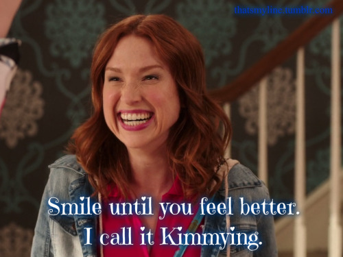 Why Kimmy Schmidt is the friend everyone needs in high school