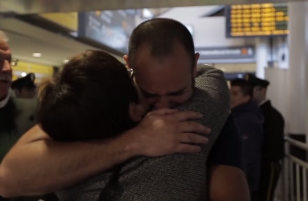 After 42 years of separation, a mother meets her long-lost son. Cue the happy tears.