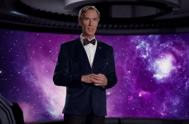 How the universe works, according to Amy Schumer, Bill Nye, and the 'Broad City' girls