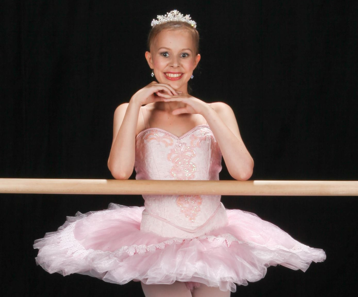 How this inspiring teen used ballet to help her heal after the saddest health issues