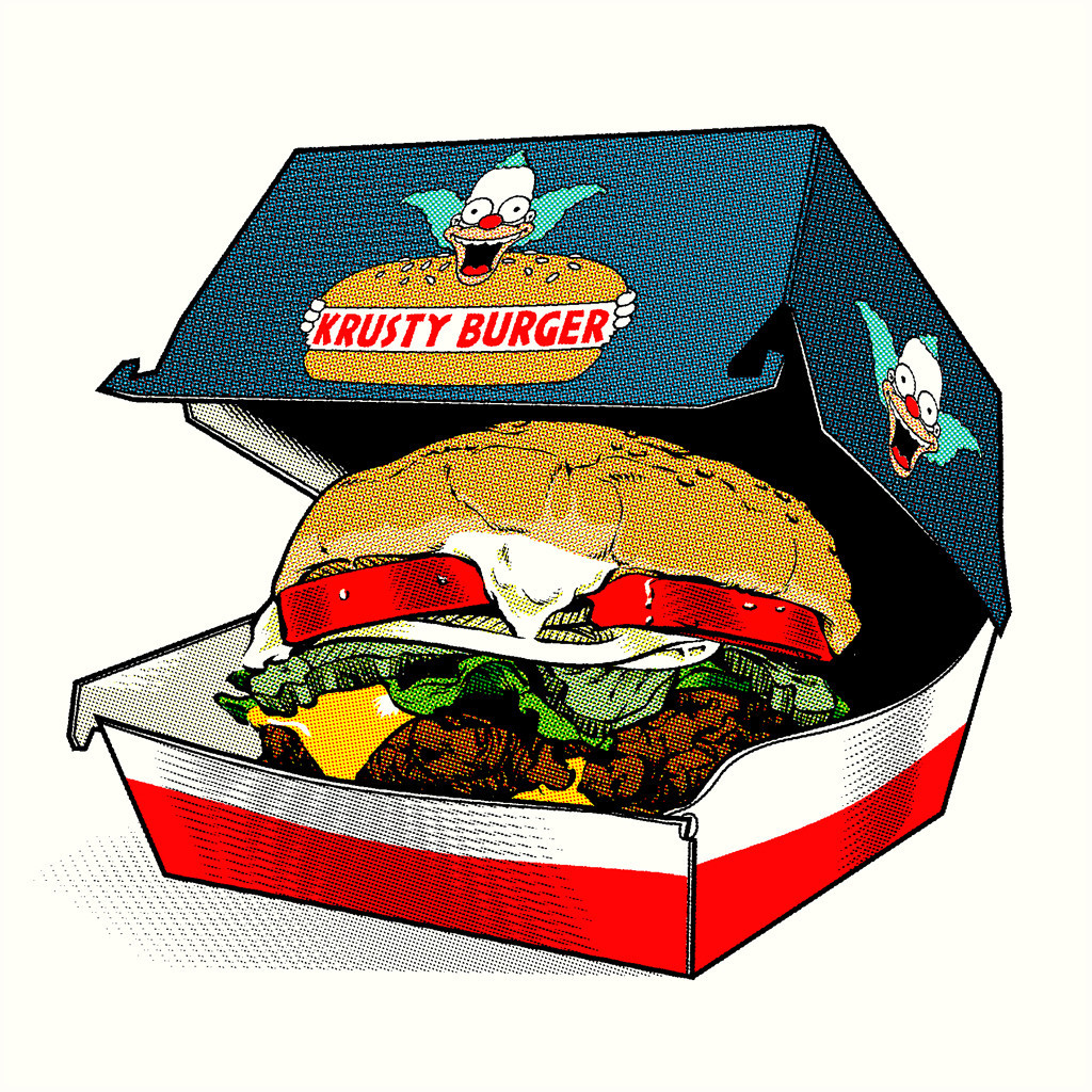The meat flavored sandwich of the 1984 Olympics.