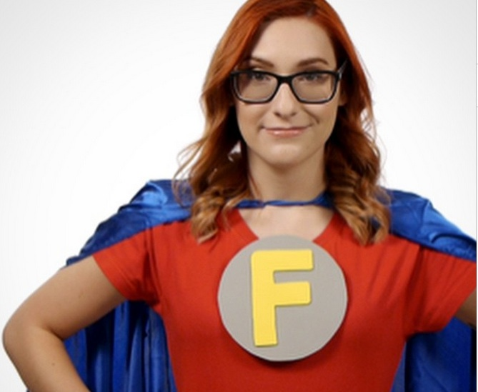 Meet Sam Maggs, the new superhero of the fangirl universe