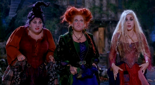 'Hocus Pocus' is getting a stage show, completing your childhood Halloween dreams