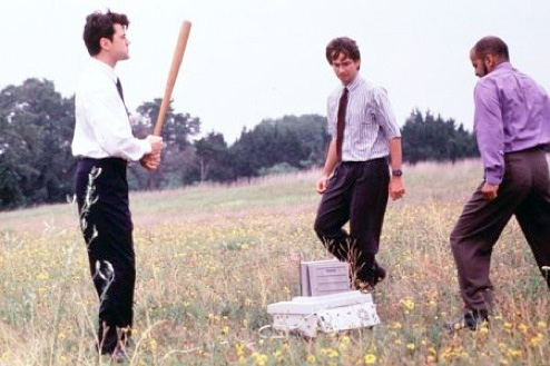 How to cope with a job you don't like, 'Office Space' style