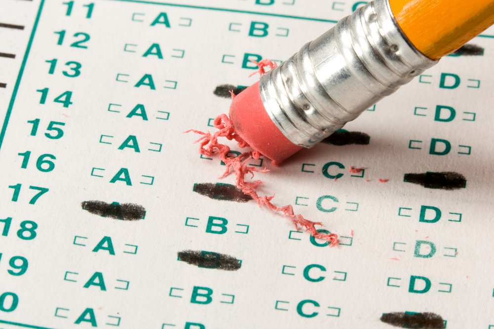 Nightmares really do come true? Hundreds of students have to retake the SAT and here's why