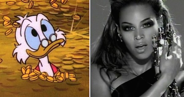 This DuckTales/Beyoncé mash-up is making our week