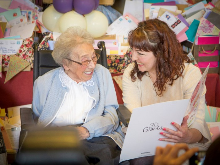 And here's how to celebrate your 100th birthday