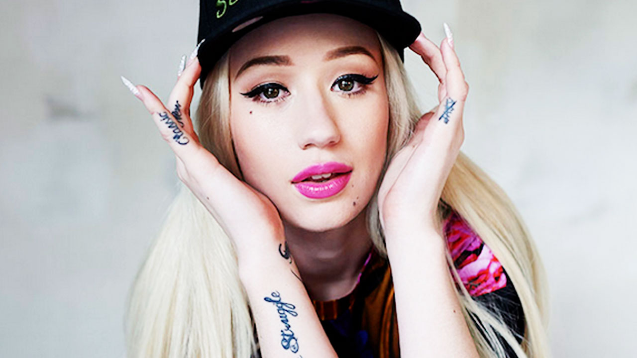 We just found out that Iggy Azalea canceled her upcoming tour