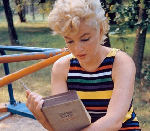 What nobody talks about, when they talk about Marilyn Monroe