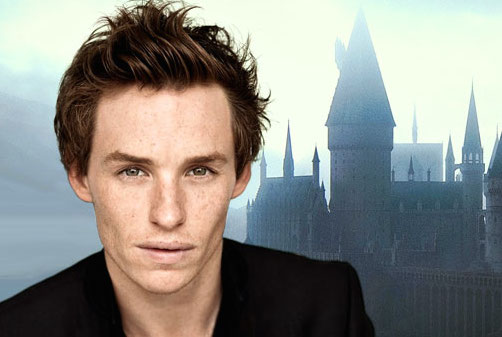 Eddie Redmayne to star in the 'Harry Potter' spin-off—but wait, there's more!