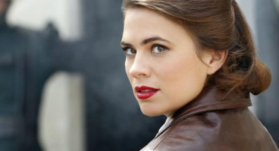 Hayley Atwell is our real-life Photoshop fighting superhero