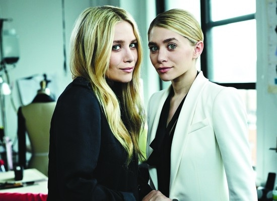 The Olsen twins just won fashion. So, yeah, no 'Fuller House' for them.