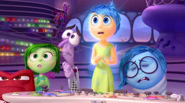 This new 'Inside Out' clip proves that pizza is actually an emotional pick-me-up