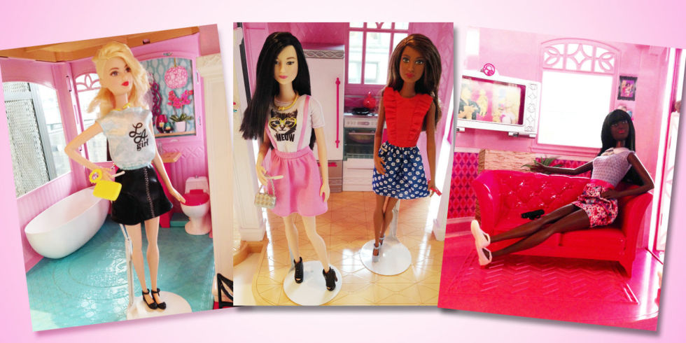 FINALLY: Barbie is going to be able to wear flats for the first time EVER