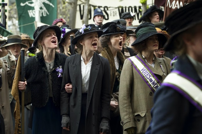 We have a trailer for the feminist movie of the year: 'Suffragette'