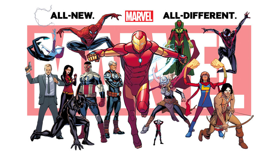 Why Marvel is making some bold changes to its superhero world