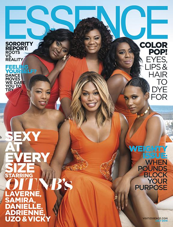All hail the new cover of 'Essence!' (and all our 'OITNB' faves)