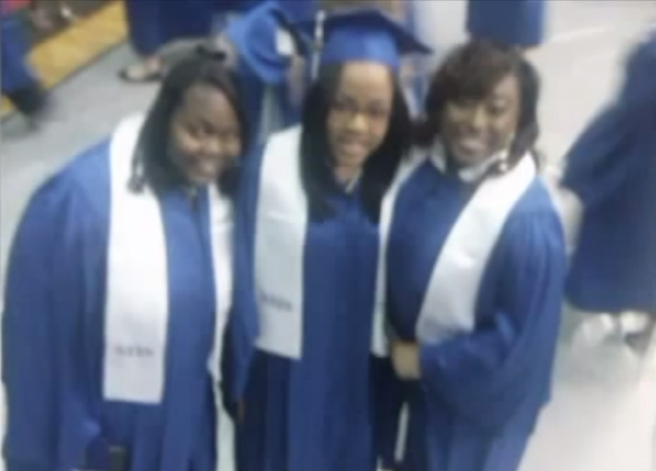 This school issued warrants to family members cheering for their girls at graduation