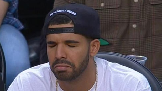 Degrassi is ending and we're crying, as told by Drake gifs