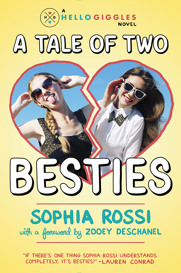 4 reasons you need to read 'A Tale of Two Besties' ASAP