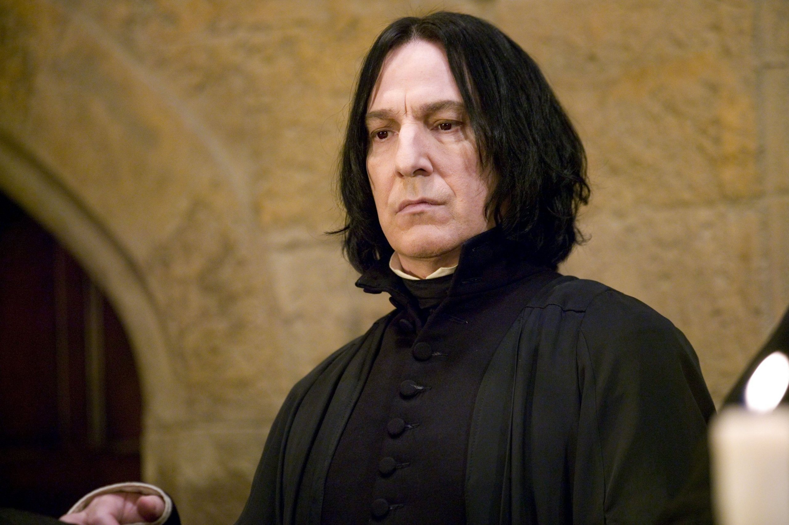 Prepare to search for Gate 9 3/4 — American Airlines says Snape really DOES work for them