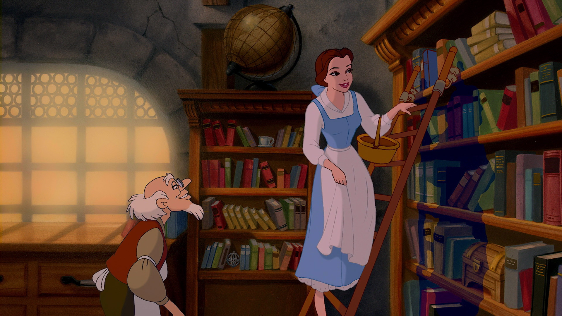 Lessons I learned from Belle in Disney's 'Beauty and the Beast'