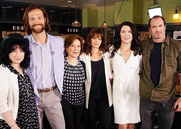 The 'Gilmore Girls' reunion happened and here's what we learned