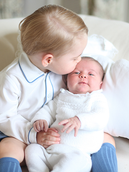 The first official royal portraits of Princess Charlotte are adorable and the best