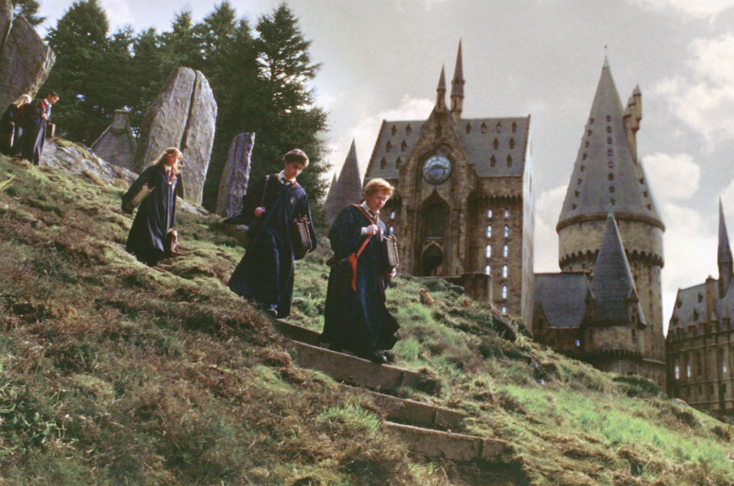 An American version of Hogwarts? All of the yes!