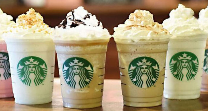 Starbucks just pulled a Beyonce and dropped SIX new Frapp flavors today!