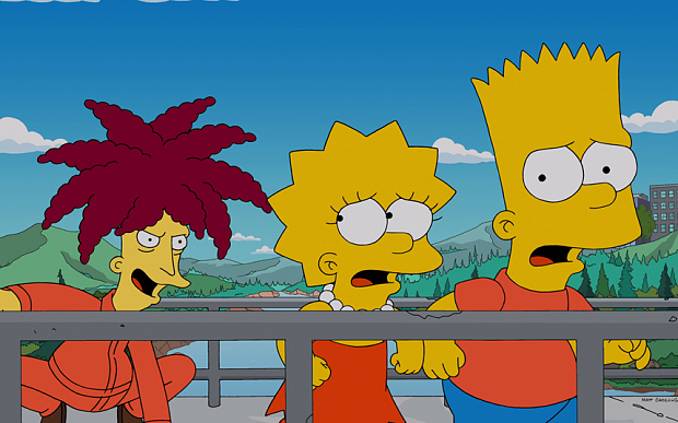 Bart Simpson's fate is actually terrifying