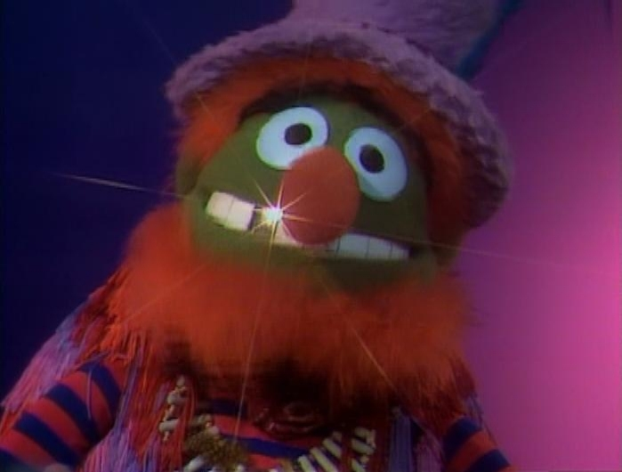 Here's your awesome Muppet mashup of the day
