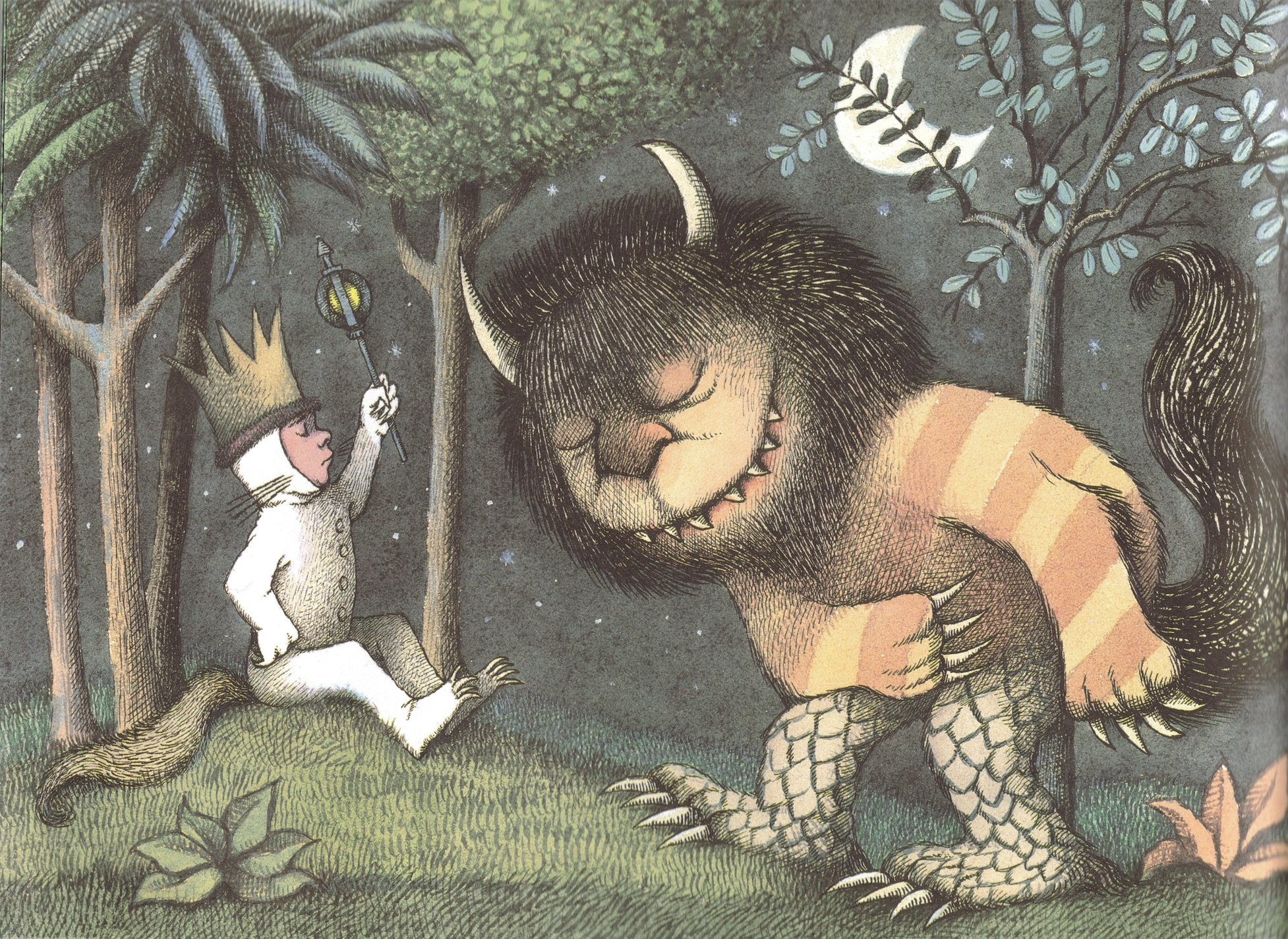 Some quotable wisdom from Maurice Sendak on his birthday