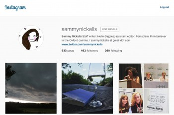 The latest Instagram updates are simple but completely rad