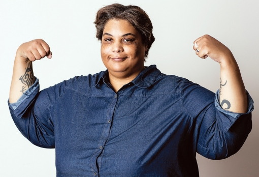 Roxane Gay reminds us why we should never give up. Our voices matter.