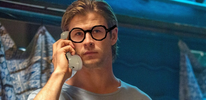 Chris Hemsworth cast in new 'Ghostbusters' as receptionist=the best