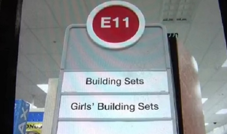 Target is taking some major, and deserved, heat for posting this sign