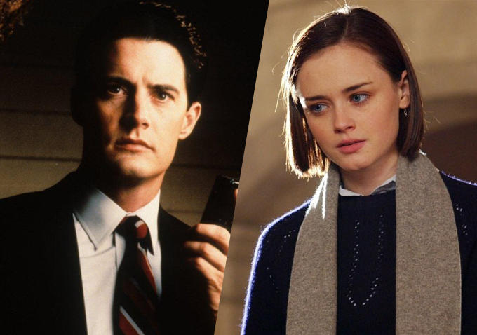 'Twin Peaks' and 'Gilmore Girls' are set in the same universe. Here's proof