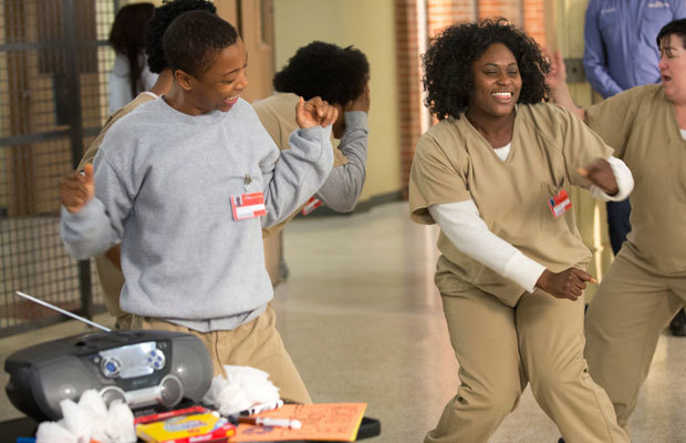 Why Taystee and Poussey on OITNB represent all of my friendship goals