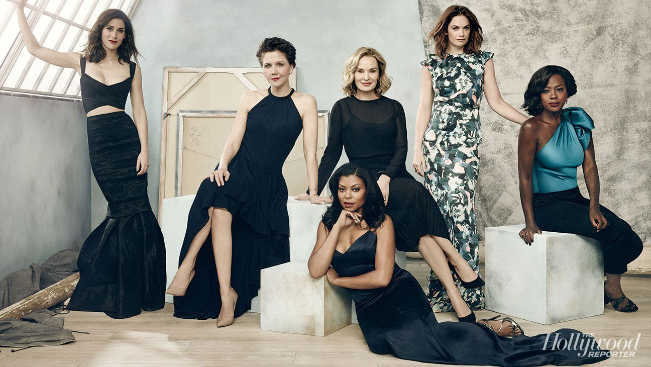 TV's leading ladies drop wisdom about sexism, ageism, and racism in Hollywood