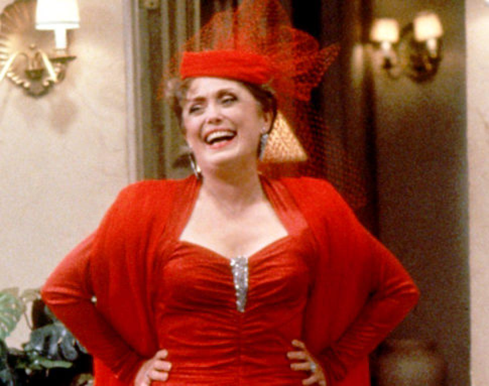 Rue McClanahan, we still miss you