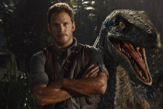 Hold onto your butts, Chris Pratt says he's signed on for the 'Jurassic World' sequel!