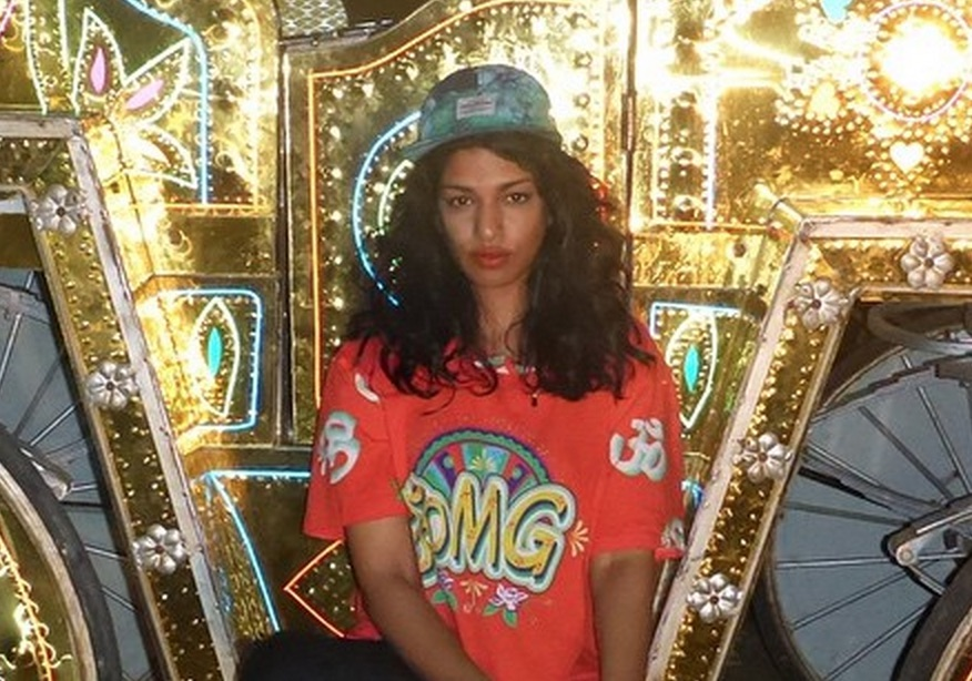 M.I.A.'s new vid takes a serious stand for Chinese girl power