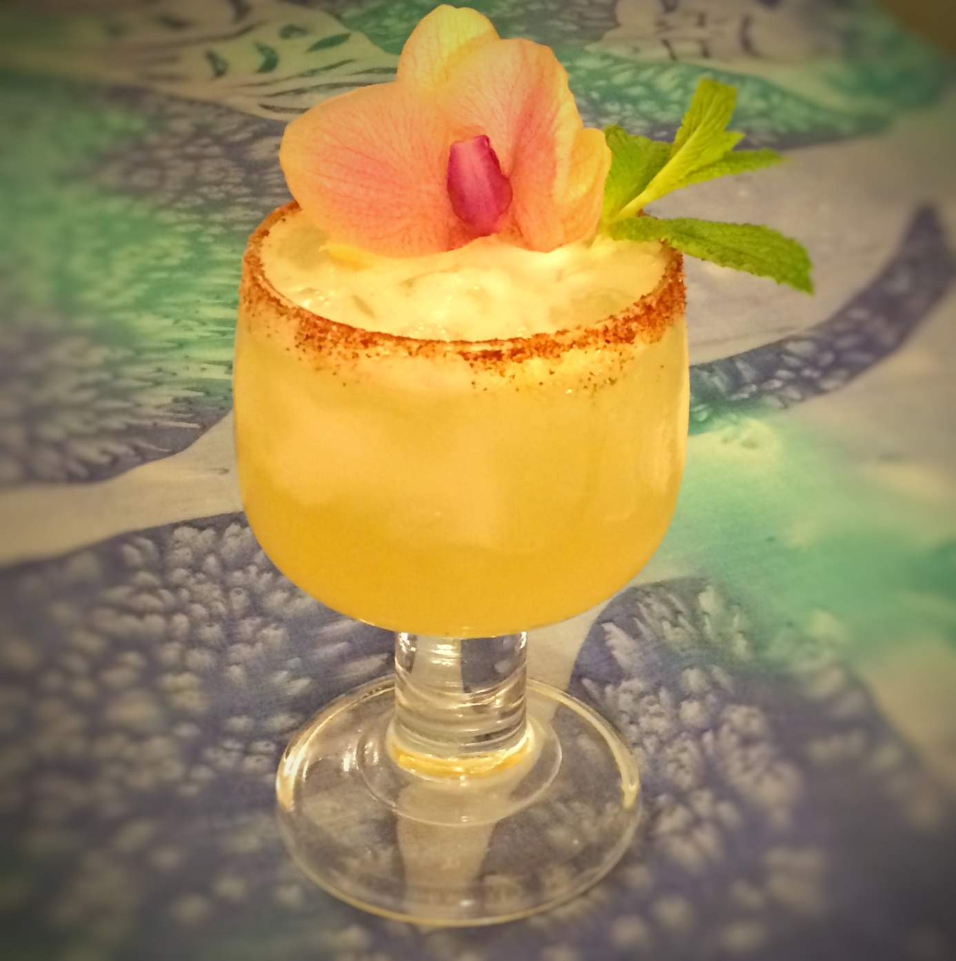 For a Fourth of July cocktail, try Tiki!
