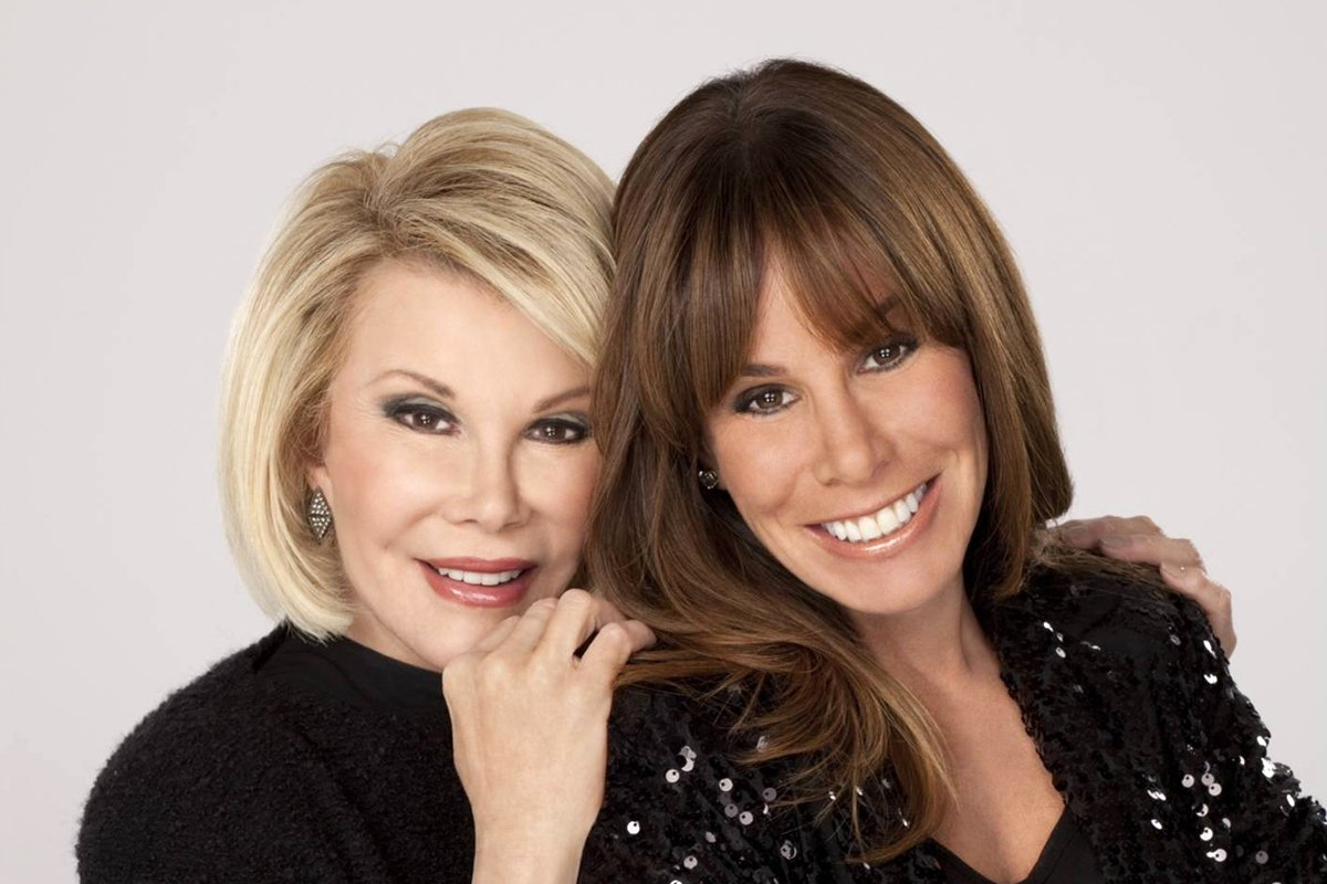 Melissa Rivers is stepping into her mom's 'Fashion Police' shoes